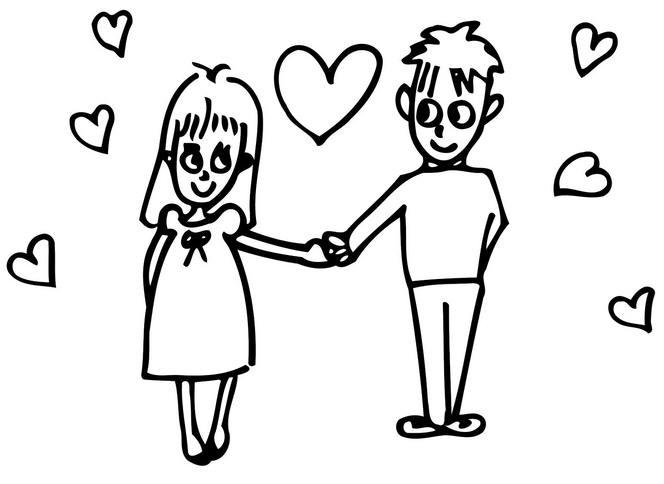 Corazones+de+amor+para+dibujar