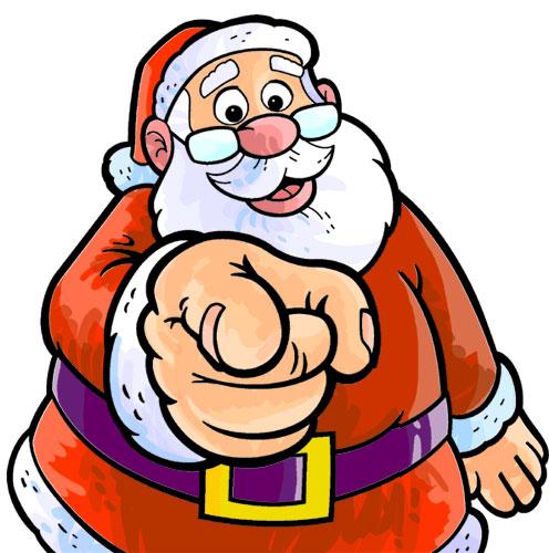 Imagenes de Papa Noel
